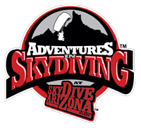 Adventures in Skydiving Logo